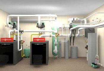 Проектирование и трехмерное моделирование энергоцентра